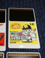 GAME/JEU NEC PC-ENGINE HU-CARD JAPANESE NAXAT STADIUM RARE JAPAN 1990 TBE