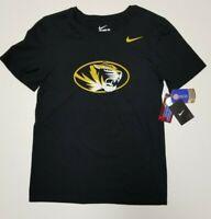 Nike Mens Black Missouri Tigers Logo Legend T-Shirt NWT MSRP $26