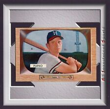 1955 Bowman ANDY PAFKO #12 NM-MT *fabulous card for your set* M40C