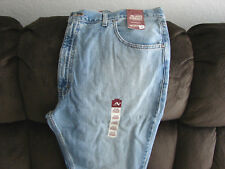 """Arizona Men's Relaxed Fit Jeans Tall 40x36 """"NEW"""""""