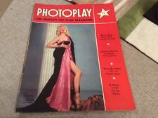 Photoplay film magazine January 1954 DIANA DORS Cover