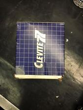 Clevite Main Bearings, #MS 1348 P-10, BBC Chrysler 400