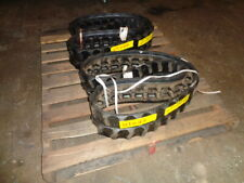 Set Of Summit Used 7 Rubber Tracks Fits Hitachi Vermmer Yanmar 180x72x41