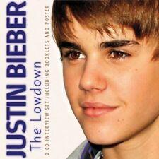 Justin Bieber - The Lowdown NEW 2 x CD