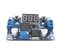 LM2596 Buck Step-down Power Converter DC Voltmeter 4.0~40 to 1.3-37V ATF