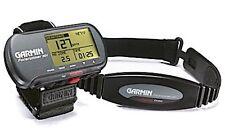Garmin Forerunner 301 GPS running velocidad/distancia/Monitor Del Ritmo Cardíaco HRM * Nuevo *