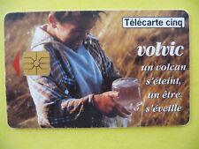 TELECARTE   CINQ UNITES