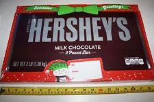 Hershey's Milk Chocolate 3 Pound Giant Bar 1.36kg