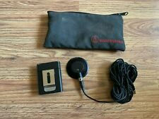 ,technica omniplate mic w/cable,At8531 Junction box and carrying bag