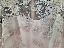Marchesa Notte Long Gown, Size 8