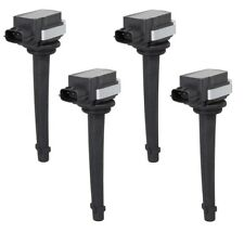 NEW Set of 4 Spectra Premium Direct Ignition Coils for Nissan Sentra Tiida