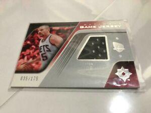 2005 Upper Deck Ultimate Game Jersey - Jason Kidd GU Relic - Nets /175 (A)