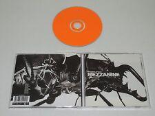 MASSIVE ATTACK/MEZZANINE(CIRCA-VIRGIN WBRCD4+7243 8 45599 2 2) CD ALBUM