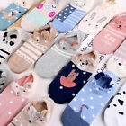 Lovely Soft Women Socks Cute 3D Cartoon Animal Cotton Warm Ladies Girls Sox