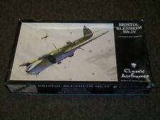 Classic Airframes 1/48 Scale Bristol Blenheim Mk.IV