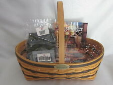 New Longaberger 1998 Traditions Collection Hospitality Basket Combo w/ Extras