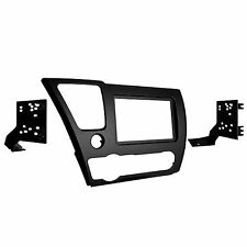 Metra 95-7882B Double Din Dash Kit For Honda Civic 2013 2014 2015