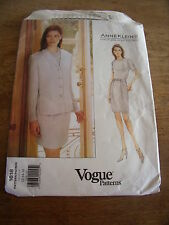 "VINTAGE ""VOGUE CREATION ANNE KLEIN II TAILLEUR ELEGANT 12/14/16"