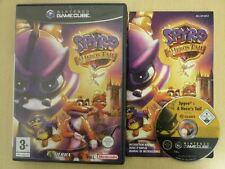 Nintendo Gamecube Game * SPYRO A HERO'S TAIL * Complete Retro Rare GC1243