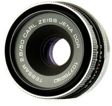 Carl Zeiss Jena DDR Tessar 2.8/50mm f/2.8 2.8 1:2.8 50mm mount M42 No.10778290