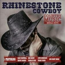Rhinestone Cowboy Country - Various Artist (2015, CD NEUF)