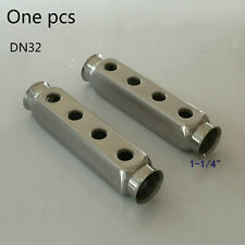 Stainless Steel Water Distribution Manifold for Underfloor Heating System