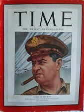 TIME MAGAZINE Back Issue August 13 1945  VOLUME XLVI  # 7
