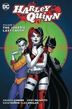 Harley Quinn TP Vol 5 The Jokers dernier rire par Amanda Conner Jimmy Palmiotti...