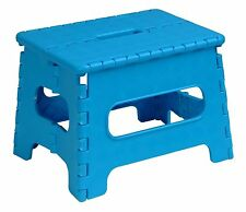 Blue Stools for Children