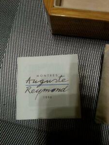 Herrenarmbaduhr Auguste Reymond