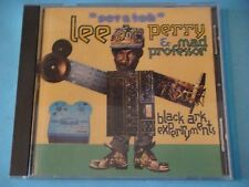"CD: LEE ""Scratch"" Perry & PROFESOR CHIFLADO"" Negro ARK experyments"" 1995 Ariwa"