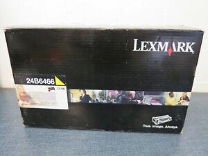 LEXMARK CS796 YELLOW EXTRA HIGH YIELD TONER - 24B6466 - NEW LOWER PRICE  £30 OFF