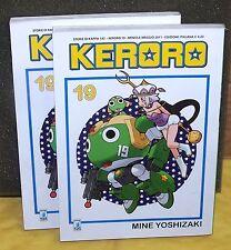 KERORO N° 19 - MINE YOSHIZAKI - #2011#  STAR COMICS NUOVO