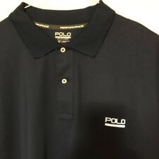 NWT NEW Ralph Lauren Polo Sport French Navy Polo Shirt Size 3XL Tall 3XLT $98