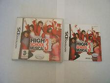 High School Musical 3 : Nos Années Lycée - Nintendo DS - Complet - PAL FR