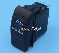 ARB STYLE INVERTER ROCKER SWITCH BLUE LED BACKLIT 4X4 4WD 12V ON/OFF SWITCH