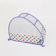 Koo-di Baby Pop Up Bubble Travel Cot with Mattress and Mosquito Net 6-18 Months+
