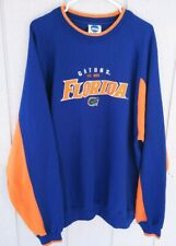 Florida Gators Orange Blue Crewneck Sweatshirt Men's 2XL NCAA Football