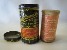 Vintage Tin  ZENITH TIBET ALMOND STICK  Wood Furniture Scratch Repair Remover