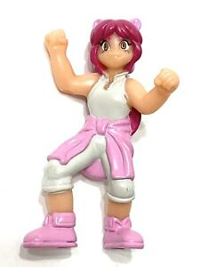 "MARIAH WONG CHEN MAO 3"" BEYBLADE BEY BLADE Burger King 2002 Anime Figure RARE"