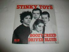 STINKY TOYS - PUNK - KBD - Oi! - 45 - FRANCE ISSUE W/PIX SLEEVE