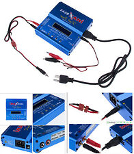 LCD Screen Imax B6AC Lipo Nimh Nicd RC Battery Balance Charger Discharger 80W