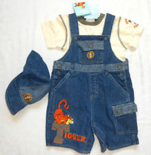 Novelty/Cartoon Dungarees (0-24 Months) for Boys