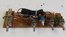 PCB complet Tone Control et Mode Sélector:Amplificateur hifi SANSUI AU-D5..