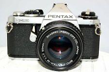 【EXC++】Pentax ME 35mm SLR Film Camera smc PENTAX-M 1.7 50mm from japan #0021