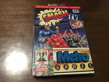 BRAND NEW & SEALED SMASH TV Nintendo NES Game - Boxed  NES AUS NOS