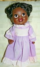 """2010 HABRO Baby Alive First New Teeth African American Girl Doll 12"""""""