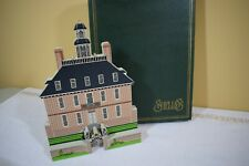 Shelia'S 1997 Governor'S Palace Williamsburg Va Shelf Sitter Wil17 Nib (S5120)