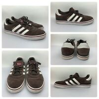 Adidas Busenitz Brown Suede White Gum Shoes Adidas Shoes Brown Size 8.5