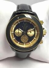 Orologio uomo Toy Watch chrono nero e oro - TGL06BK - nuovo
